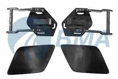 VOLVO XC90 (2016-2018) LAMP WASHER COVER WITH BRACKETS SET L+R