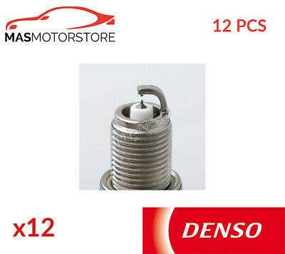 ENGINE SPARK PLUG SET PLUGS DENSO IK20TT 12PCS G NEW OE REPLACEMENT
